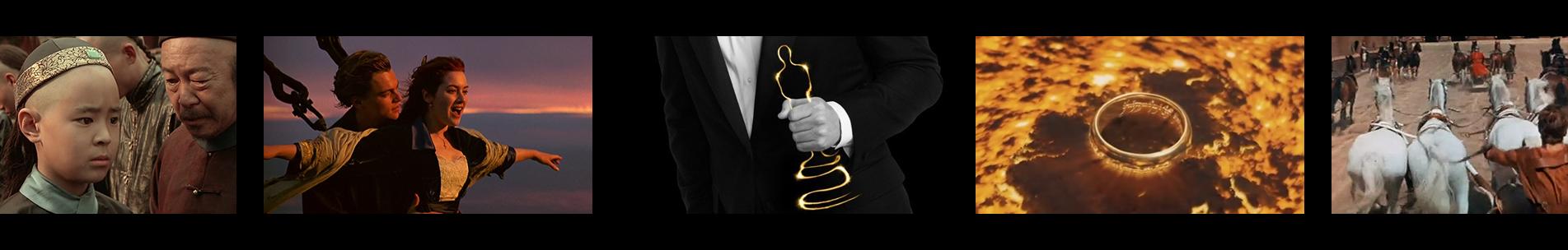 Pellicule, Les Oscars