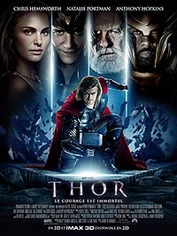 "Affiche ""Thor"""