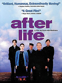 """Affiche """"After Life"""""""
