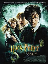 """Affiche """"Harry Potter Et La Chambre Des Secrets"""""""