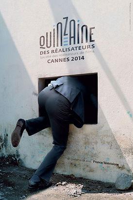 Affiche Quinzaine Des Réalisateurs 2014