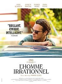 "Affiche ""L'Homme Irrationnel"""