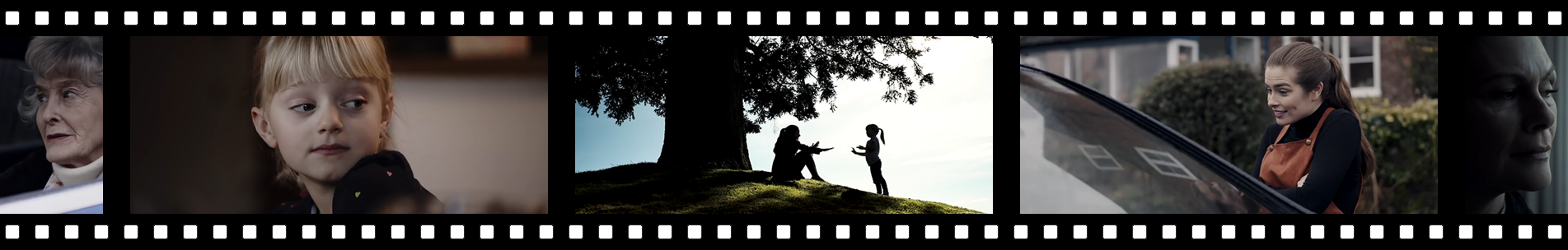"Pellicule ""The Silent Child"""