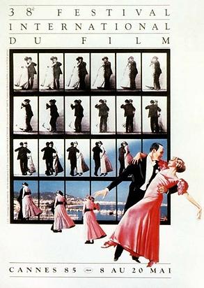 Affiche Festival De Cannes 1985
