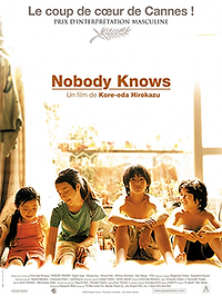 "Affiche ""Nobody Knows"""