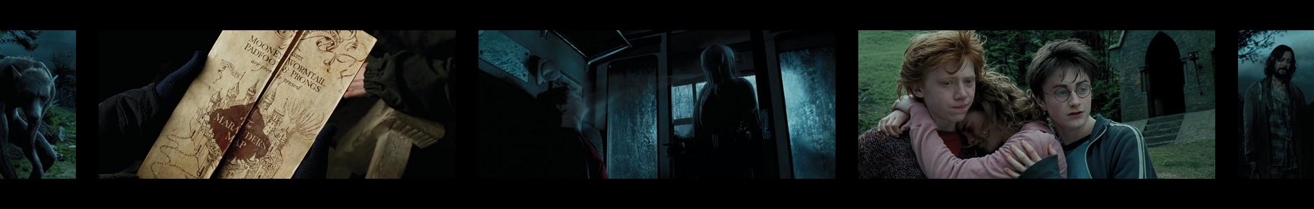"""Pellicule """"Harry Potter Et Le Prisonnier d'Azkaban"""""""