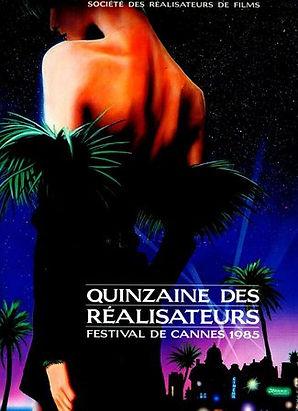 Affiche Quinzaine Des Réalisateurs 1985