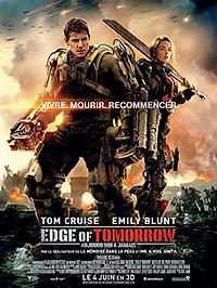 "Affiche ""Edge Of Tomorrow"""
