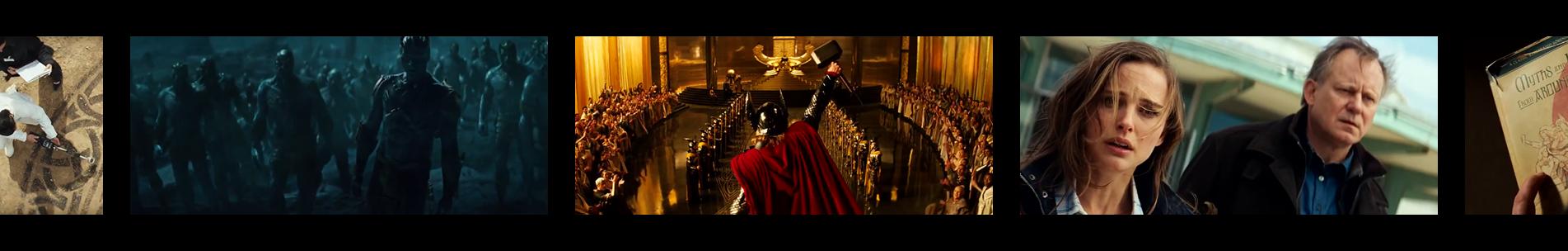 "Pellicule ""Thor"""