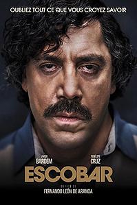 """Affiche """"Escobar"""""""