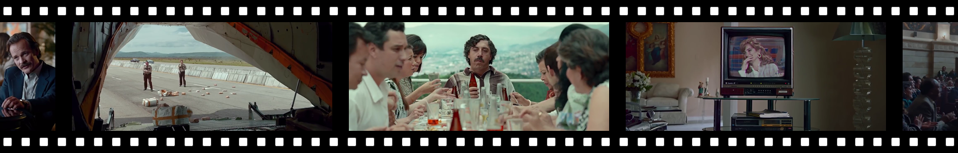 "Pellicule ""Escobar"""