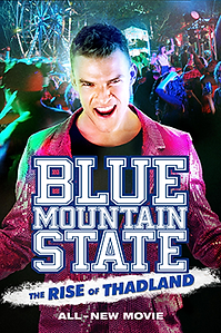 """Affiche """"Blue Mountain State : The Rise Of Thadland"""""""