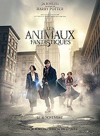 """Affiche """"Les Animaux Fantastiques"""""""