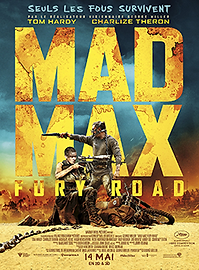 """Affiche """"Mad Max : Fury Road"""""""
