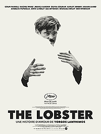 """Affiche """"The Lobster"""""""