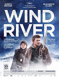 """Affiche """"Wind River"""""""