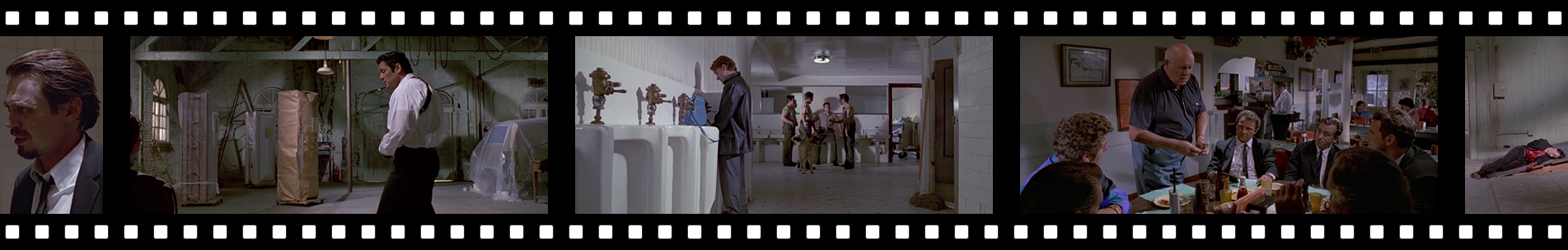 "Pellicule ""Reservoir Dogs"""