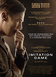 "Affiche ""Imitation Game"""