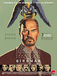 "Affiche ""Birdman Ou (La Surprenante Vertu De l'Ignorance)"""