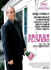"""Affiche """"Broken Flowers"""""""