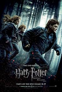 """Affiche """"Harry Potter Et Les Reliques De La Mort - Partie 1"""""""