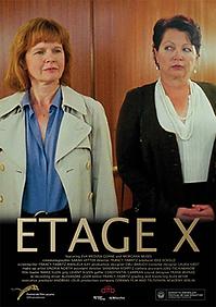"Affiche ""Etage X"""