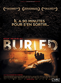 "Affiche ""Buried"""