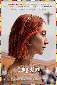 """Affiche """"Lady Bird"""""""