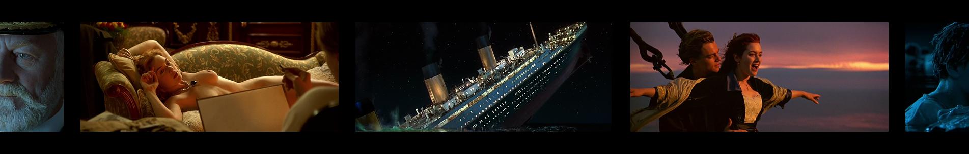 "Pellicule ""Titanic"""