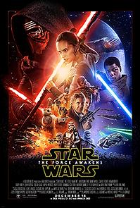 """Affiche """"Star Wars - Épisode VII : Le Réveil De La Force"""""""