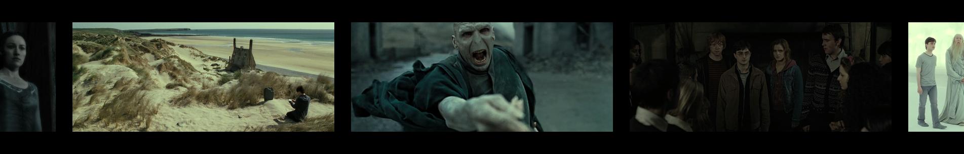"""Pellicule """"Harry Potter Et Les Reliques De La Mort - Partie 2"""""""