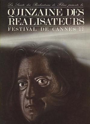 Affiche Quinzaine Des Réalisateurs 1977