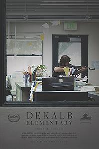 """Affiche """"École Primaire Dekalb"""""""
