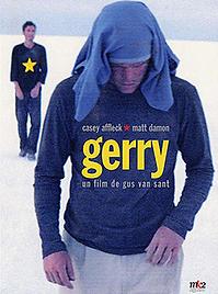 """Affiche """"Gerry"""""""