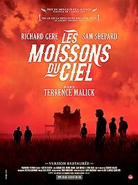 """Affiche """"Les Moissons Du Ciel"""""""
