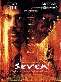"""Affiche """"Seven"""""""