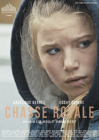 """Affiche """"Chasse Royale"""""""