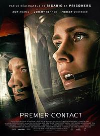 """Affiche """"Premier Contact"""""""
