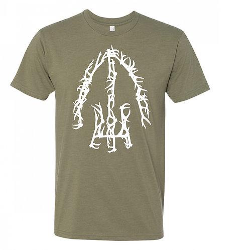 Elk Antler T Shirt