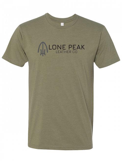 Lone Peak Staff Shirt - Olive