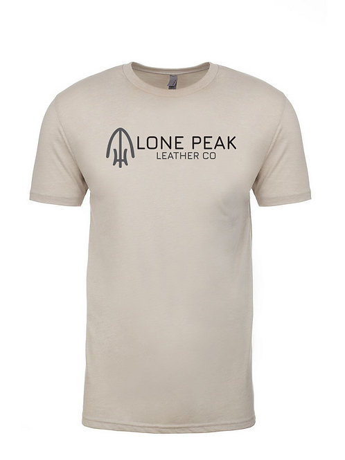 Lone Peak Staff Shirt - Sand