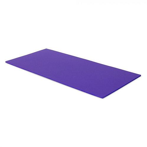 Purple Fitness Mat
