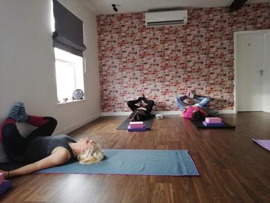yin yoga class in norwich