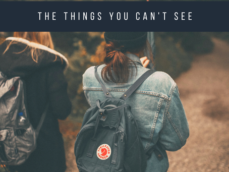 The Things You Can't See