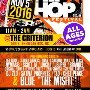 Hip-Hop Invades Criterion