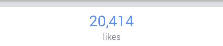 20,000 Followers
