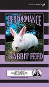 Performance Rabbit Feed