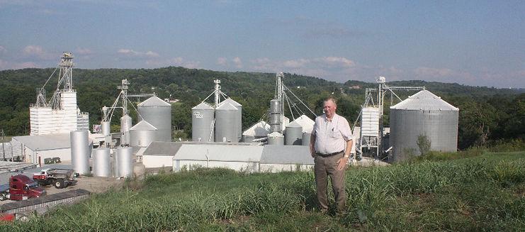 Hanby Farms, Inc. founder
