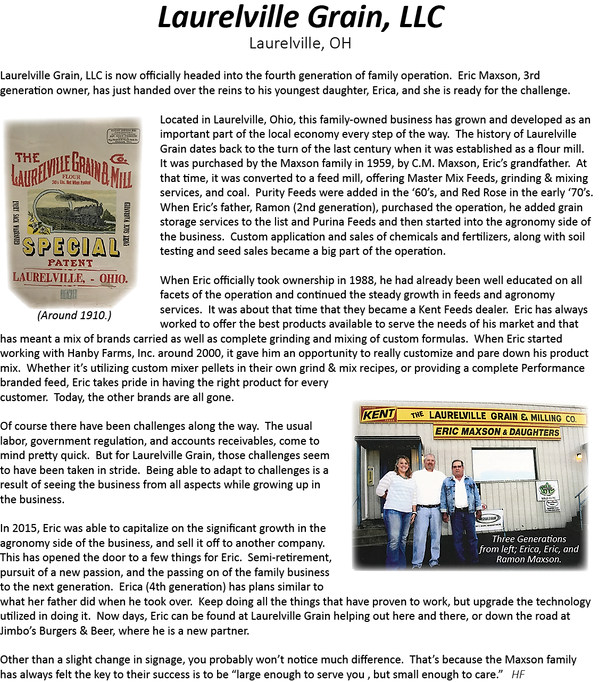 Laurelville Grain, LLC
