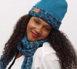 SatinSmart Satin Lined Hat Set